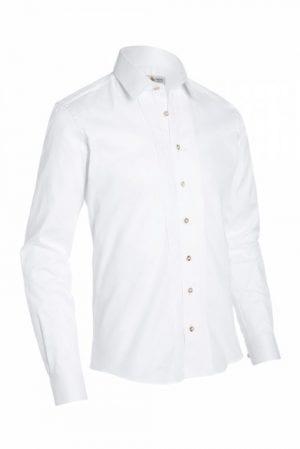 White Bavarian Shirt