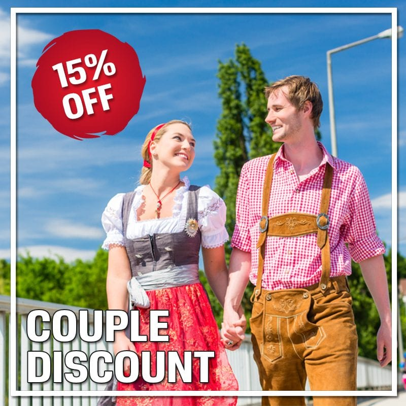 Couple Discount